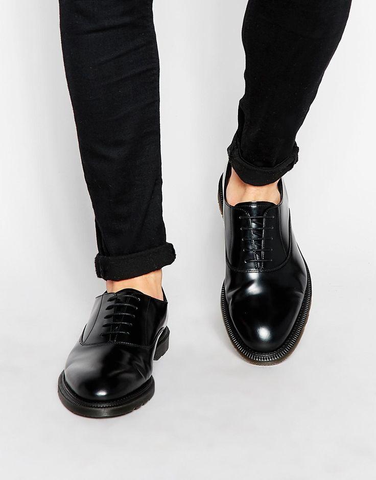 Image 1 ofDr Martens Henley Oxford Shoes