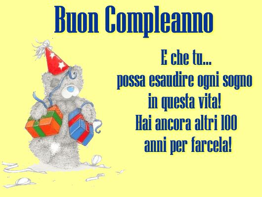 Preferenza 308 best Buon Compleanno images on Pinterest ZL47