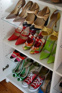 Shoe Daydreams: The Big Reveal