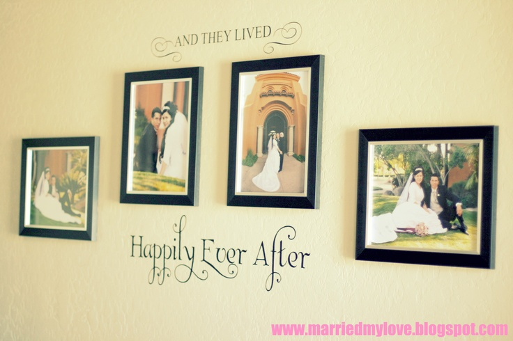 Our Wedding Picture Collage