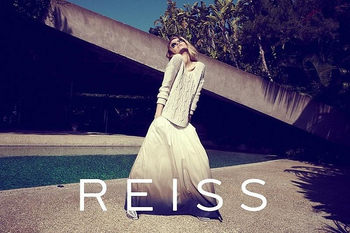 Reiss Spring Summer 2012