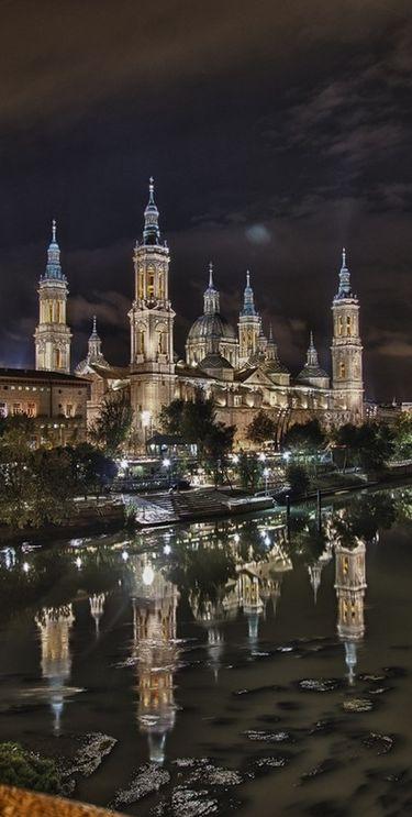 Basílica del Pilar, Zaragoza, Spain