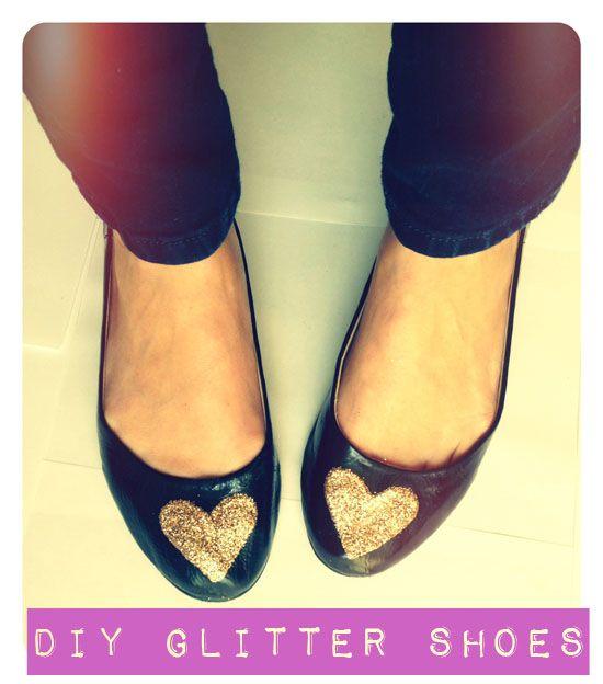 1000+ images about Shoe Paint on Pinterest | Glitter shoes ...