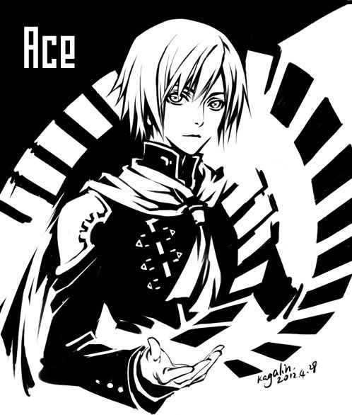 Final Fantasy Type-0 - Ace