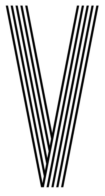 Alex Trochut for V Magazine