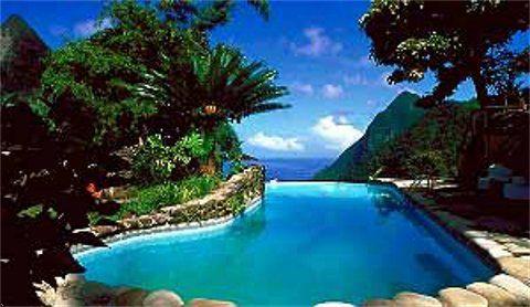 St Lucia All Inclusive Ladera Resort