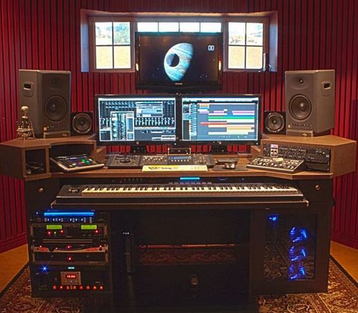 Everything for professional music production