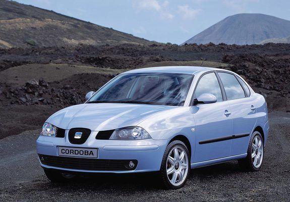 Seat Cordoba 2002–06