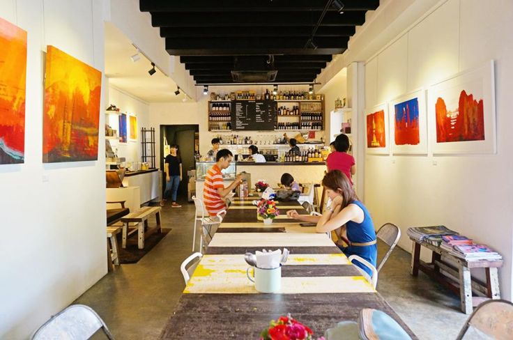 SG Cafe Hunt: Artistry