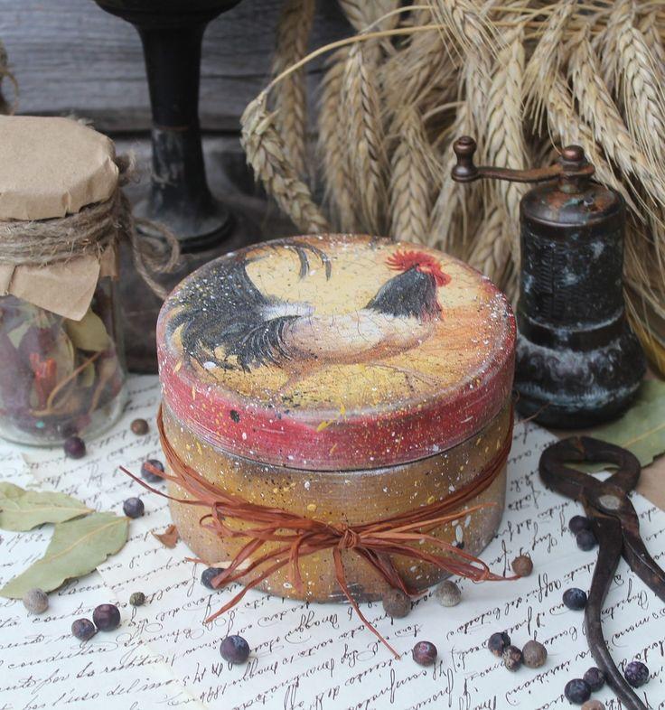 Марина Никулина короб для перца