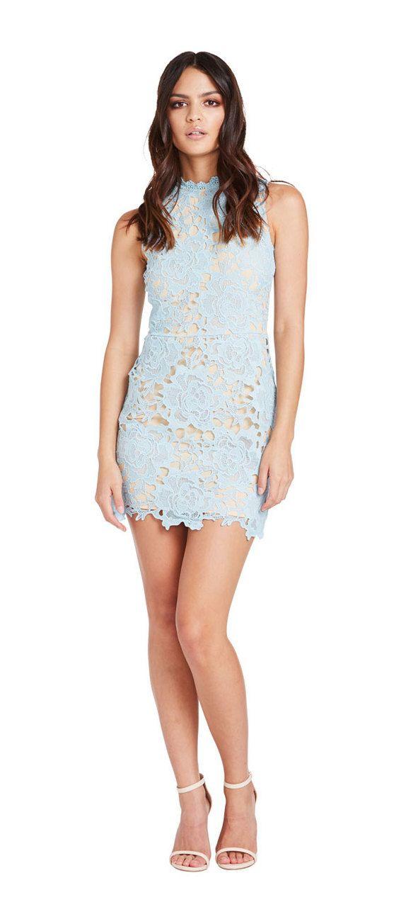 Beautiful in Blue Dress - Miss G