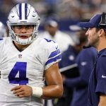 In August, given the Tony Romo event, things shifted for the sportsbook NFL East futures. In a preseason loss to the Seattle Seahawks, the Cowboys starting quarterback, Romo, suffered a cracked vertebrae in his back and as of this Sunday the status of the barbeque king remains OUT as the injured Dallas quarterback has yet to take contact yet in any of the team's practice sessions.