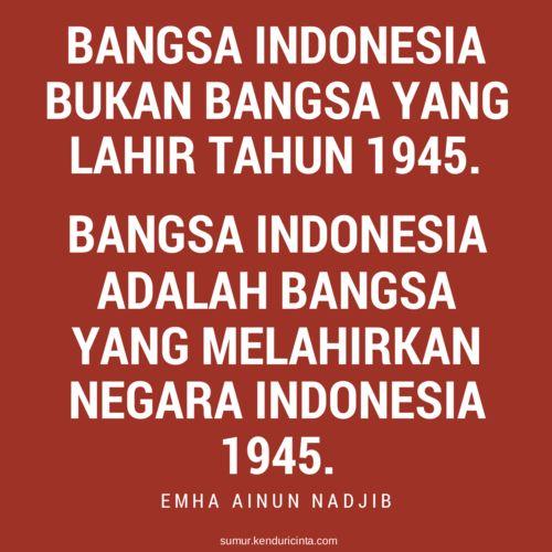 Bangsa Indonesia