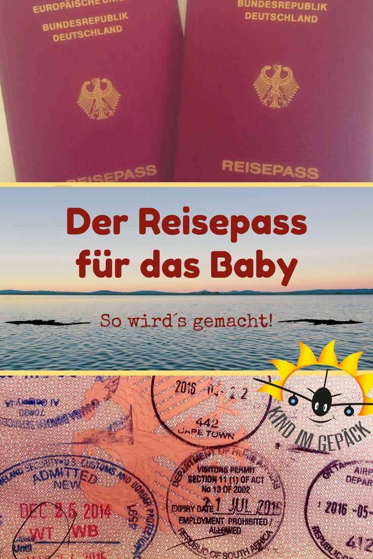 Einen Reisepass für das Baby beantragen muss man bei einer Reise in die USA. Wann, wo und wie der Reisepass beantragt wird und wie hoch die Kosten sind, das haben wir hier zusammengestellt.