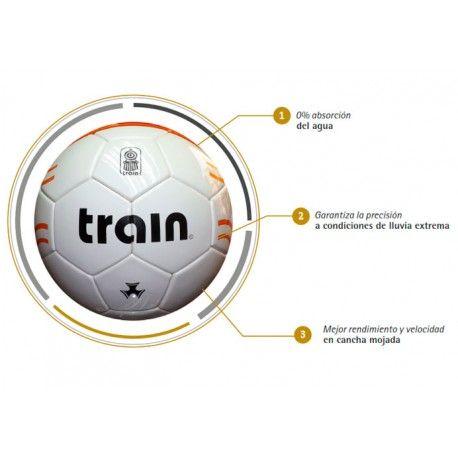 Pelota Pasto Natural Train ARAUCANA Futbol $21.990