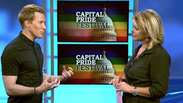 "Academy-Award-winning screenwriter Dustin Lance Black joins News4's Wendy Rieger to discuss Wednesday night's screening of ""Milk."" The sold-out film screening kicks off Capital Pride events this week."