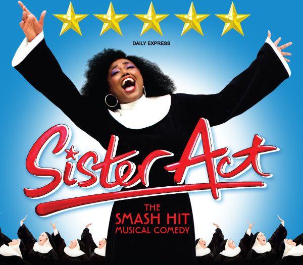 Sister act, London