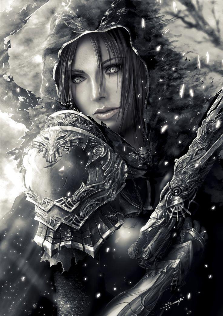 Demon Hunter by ArisT0te on deviantART