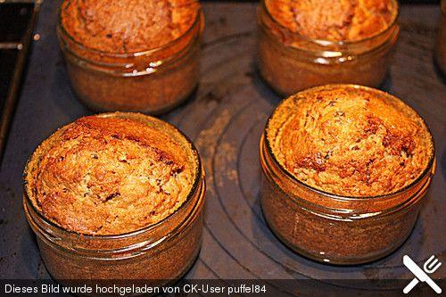Butter - Vanille - Haselnuss - Kuchen im Glas mit Schokotröpfchen, ein leckeres Rezept aus der Kategorie Kuchen. Bewertungen: 69. Durchschnitt: Ø 4,3.