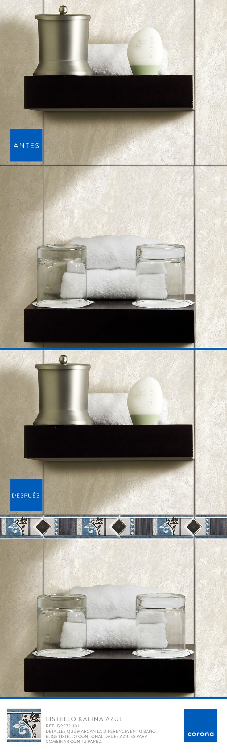 Detalles que marcan la diferencia en tu baño
