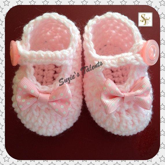 379 besten Babyschoentjes haken Bilder auf Pinterest | Pantoffeln ...