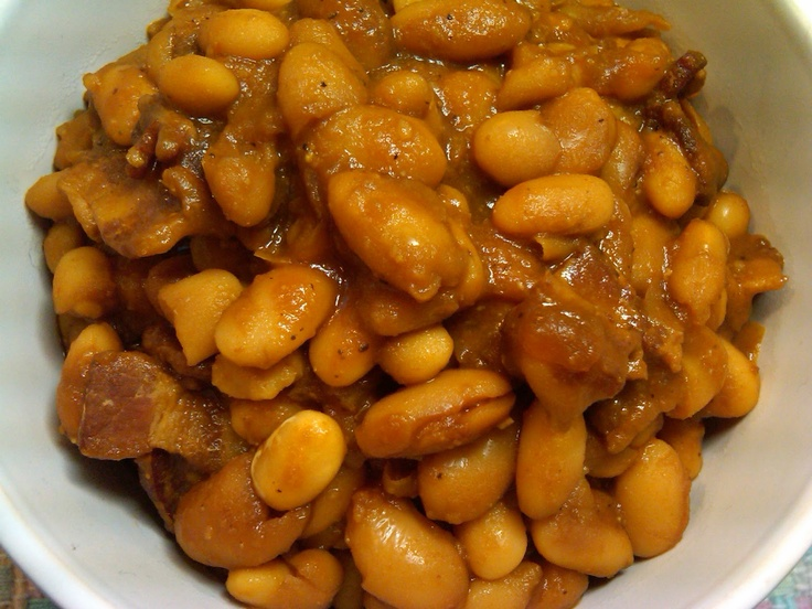 Michele's Woman Cave: Root Beer Baked Beans