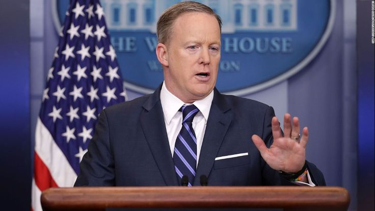"""White House press secretary Sean Spicer, in an effort to shame Russia's alliance with Syrian President Bashar al-Assad and his use of chemical weapons, said Tuesday Adolf Hitler """"didn't even sink to using chemical weapons"""" during World War II."""