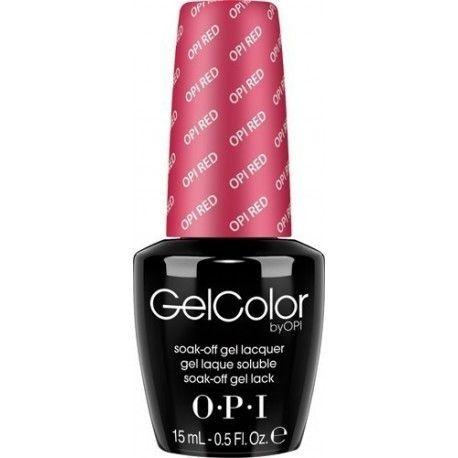 Opi GelColor OPI Red #L72