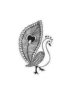 Mehndi style Mehndi and Peacocks on Pinterest