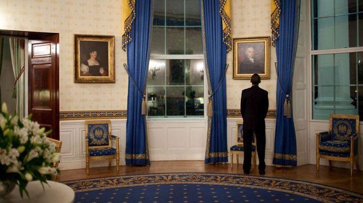 Джакузи, боулинг, огород: как меняли Белый дом американские президенты
