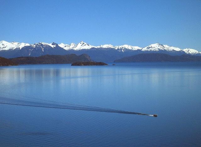 Lago Nahuel Huapi , Bariloche, Argentina