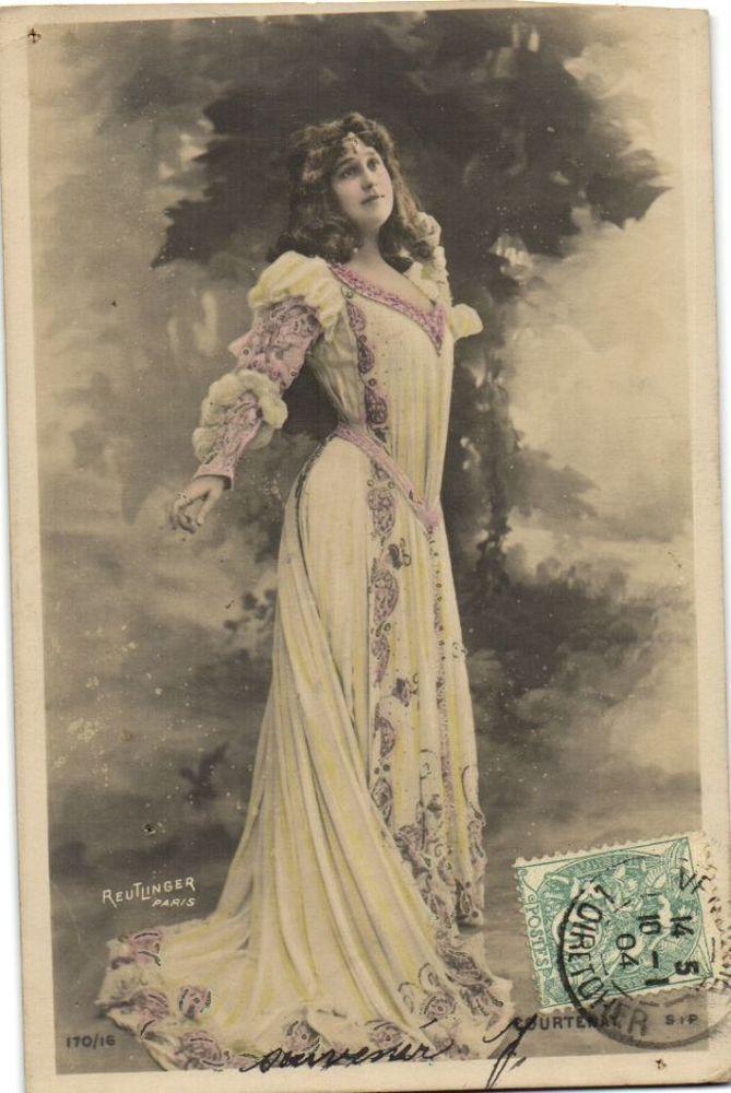 Vera Courtenay | COURTENAY CPA Artiste Theatre Star (11981)
