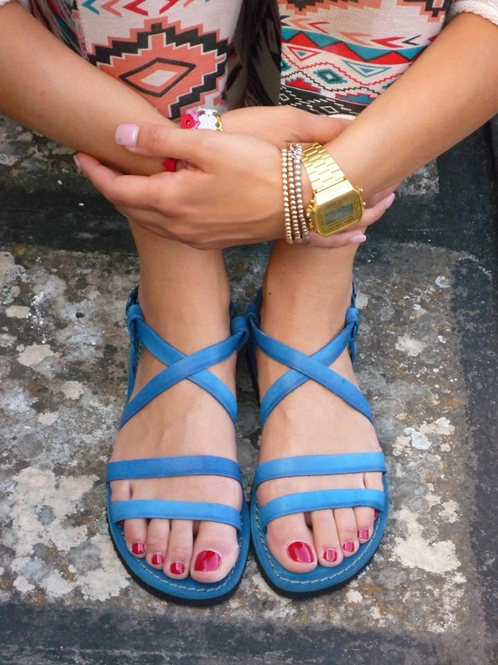 Handmade Leather Sandals, Italy. Shopping online: www.sandalishop.it
