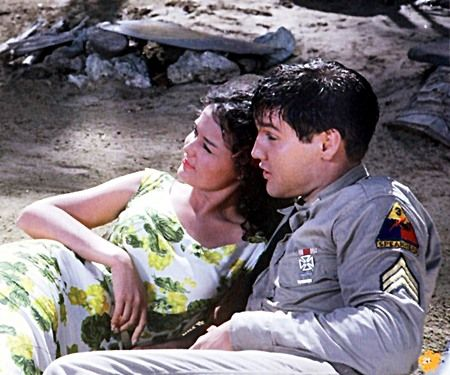 Year:  1961 Age 26 Movie: 8th Oh thank God for Blue Hawaii, something a little more upbeat…we had Elvis committing manslaughter in Jailhouse Rock and Wild In The Country, assault with a deadl…