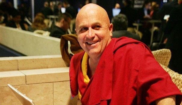 """Matthieu Ricard: """"La méditation, une nouvelle manière d'être"""""""