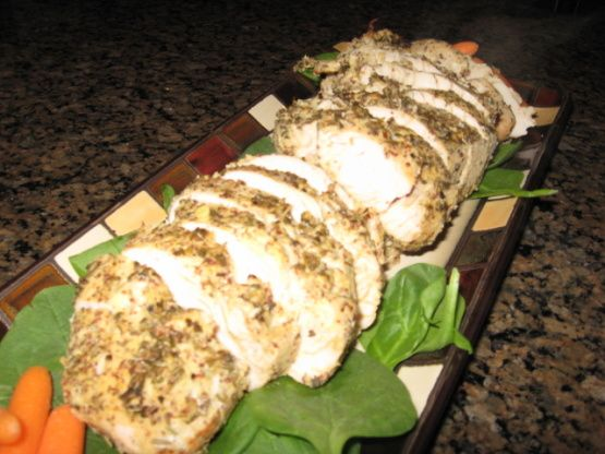 Herb Crusted Turkey Tenderloin Recipe - Food.comKargo_SVG_Icons_Ad_FinalKargo_SVG_Icons_Kargo_Final