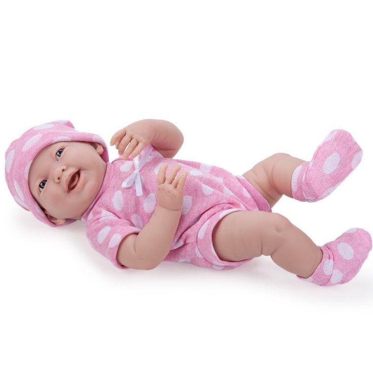 Realistické miminko - holčička Markétka od firmy Berenguer