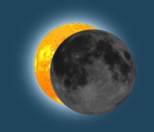 Enter any location to see an animation of the big event    american eclipse 2017