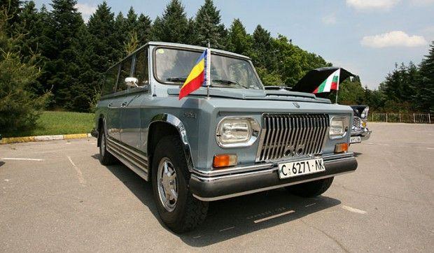 Aro 304/306: i 4 × 4 limousine