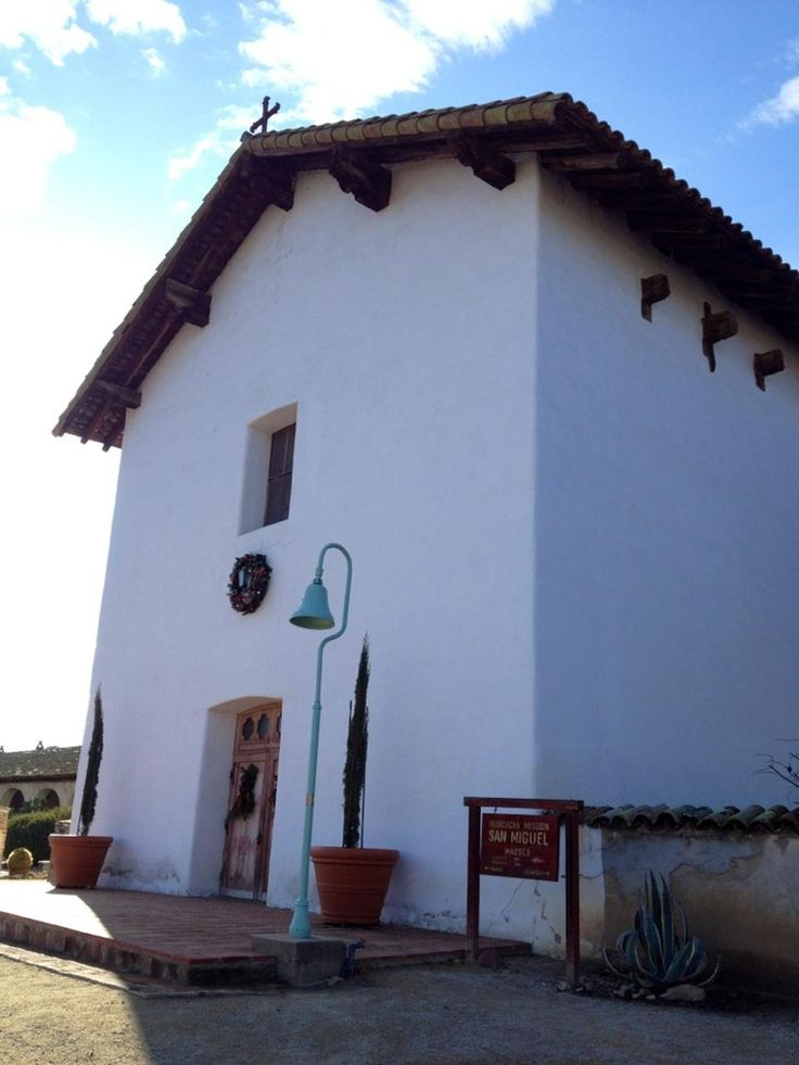 Mission San Miguel Arcángel - 775 Mission St