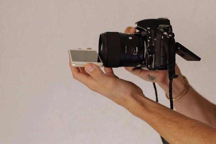 Remark utiliser un Écran de Téléphone pour créer des Portraits enchanteurs