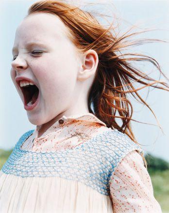 Gorgeous children's portrait by one of my favourite photographers, Osamu Yokonami