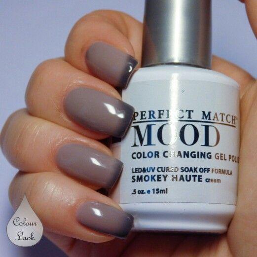 Lechat mood gel polish Smokey Haute - 25+ Trending Mood Nail Polish Ideas On Pinterest Colour Changing