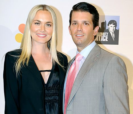 Donald Trump Jr.'s Wife Vanessa Pregnant With Fifth Baby - Us Weekly