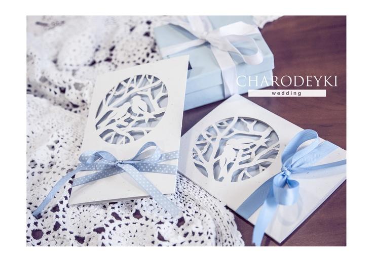 """Коллекции свадебных пригласительных 2013 года от нашей имидж студии """"Charodeyki"""" / Invitations made by www.charodeyki.com, collection 2013"""