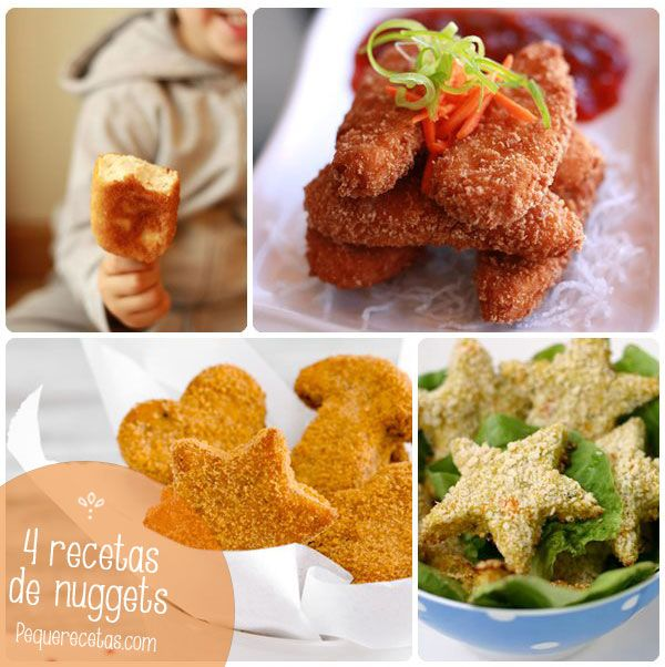 ¿Vuestros peques se vuelven locos por los nuggets? Entonces os encantará descubrir nuestras 4 recetas de nuggets para una cena fácil. Si vuestros hijos enloquecen al ver los restaurantes de