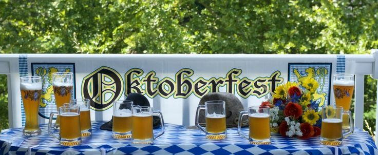 Oktoberfest party Guide, Food, Beer, Music