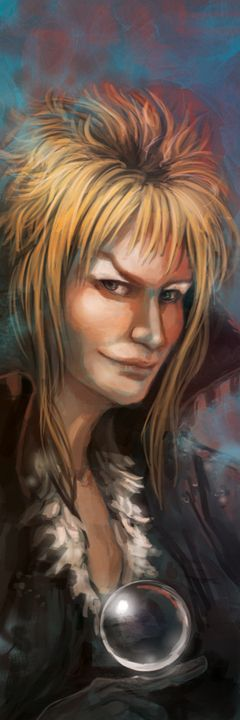 Commissions - BMK - Jareth by oneoftwo.deviantart.com on @deviantART