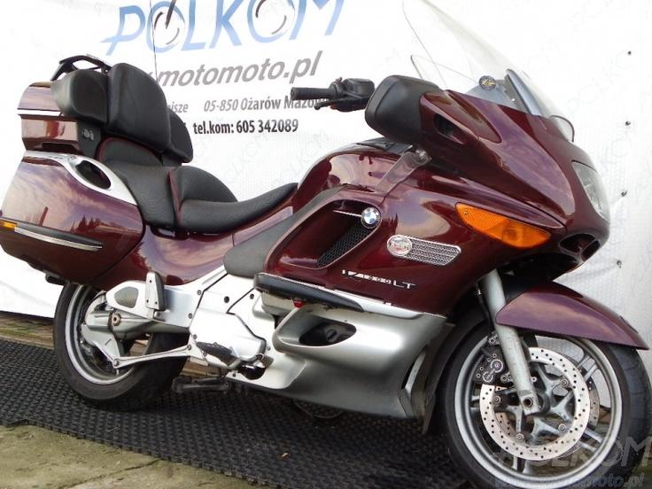 1999 BMW K 1200 LT / Motocykle używane z USA - Warszawa Polkom