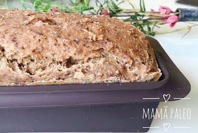 Pão Alentejano da Mamã Paleo